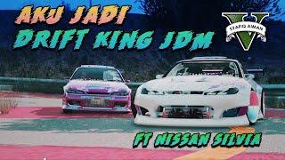 AKU NAK JADI DRIFT KING JDM! (TOKYO DRIFT REMAKE) - GTA 5 MODS (Bahasa Malaysia)