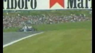 Formula 1 - 2001 - Austria - Juan Pablo Montoya - Goats on the track