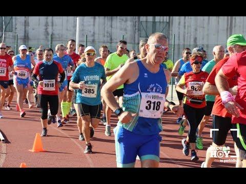 VÍDEO: Nuestro reportaje sobre la VI Media Maratón Ciudad de Lucena
