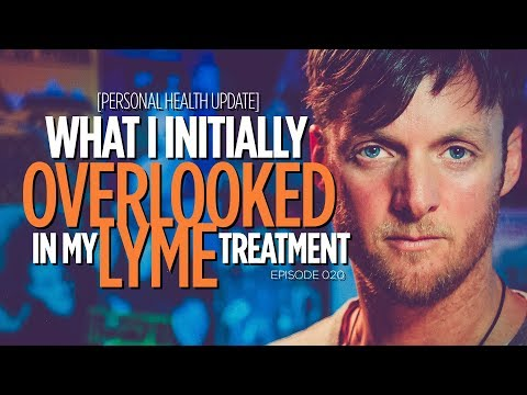 Health & Channel Update: Areas I Initially Overlooked in My Lyme Disease Treatment [HD]