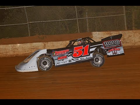 Pierce McCarter In-Car / 411 Motor Speedway / Weekly Racing 10-12-19