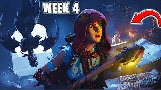 Fortnite Week 4 Secret Banner Location - Season 6