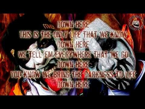 Twiztid - Down Here [track-9] [The Darkness]