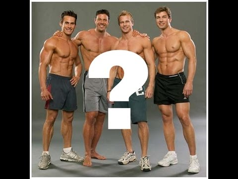 Какое телосложение нравится девушкам? И как его достичь