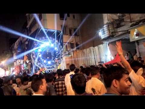 Mumbai ganpati dj bisarjan