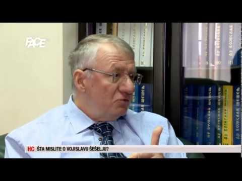 Šešelj u CD-u: 'Srebrenica je najmračnija tačka na srpskoj strani.'