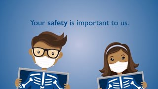 Johns Hopkins Medical Imaging Covid-19 Prevention and Safety Precautions
