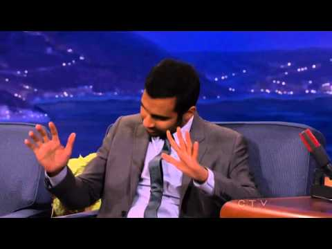 Aziz Ansari On Being Single