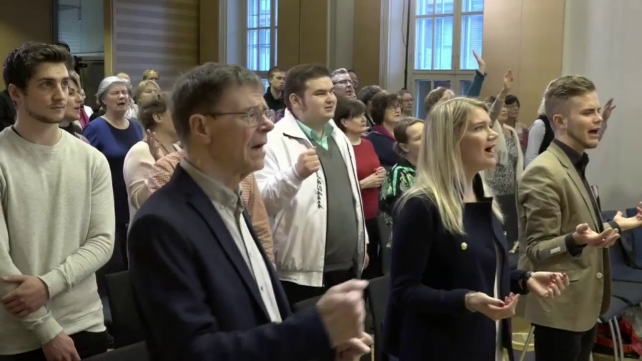 Patrick Tiainen - Helsingin Cityseurakunta - Helsinki 19.2.2017 - YouTube