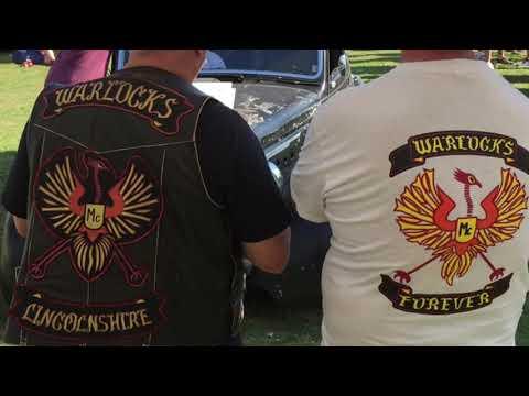 Scunthorpe Warlocks 6th Custom Show