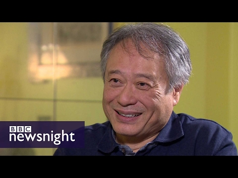 Ang Lee talks Trump, Taiwan, the Oscars and his new film  BBC night