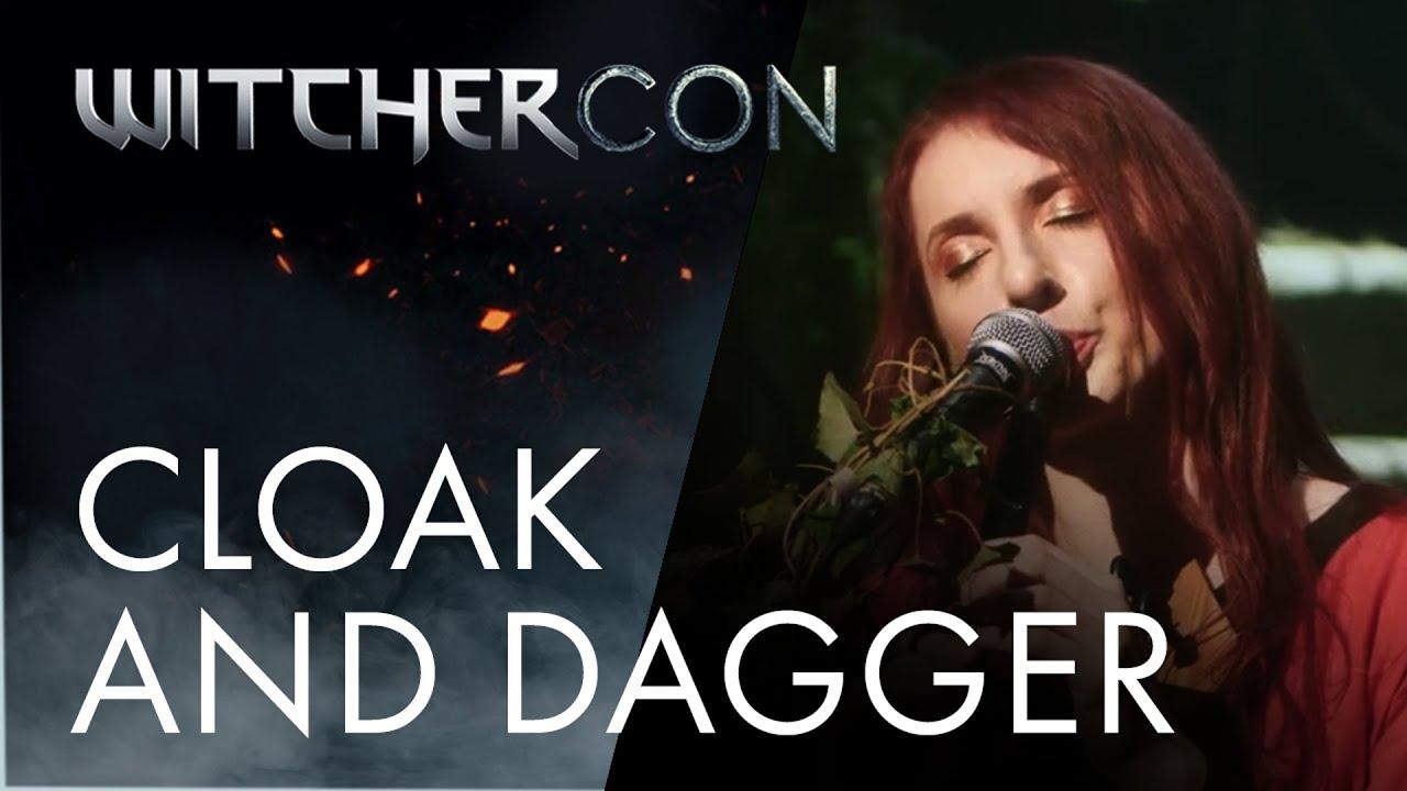 WitcherCon | Marcin Przybyłowicz & Percival | Cloak and Dagger