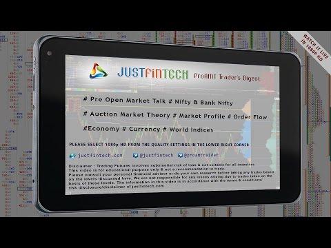Justfintech ProAMT Trader's Digest - 13-10-15