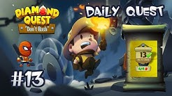 Diamond Quest Daily Quest Stage 13