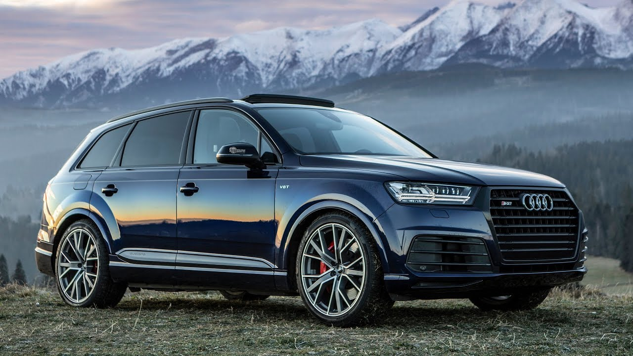 The Mighty 2018 Audi Sq7 900nm Audis Most Ful Suv That Many Won T Get Us Canada Etc
