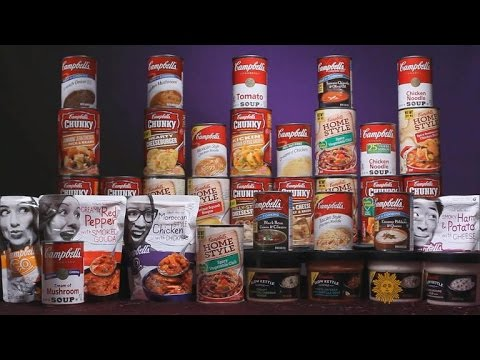 The next generation of Campbell's Soup