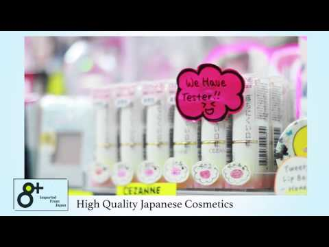 Japanese cosmetic shop and supermarket in sydney