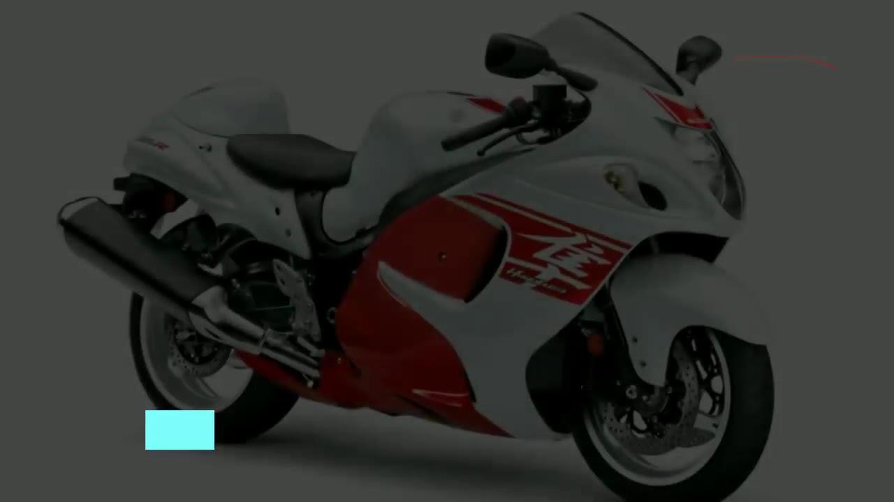 2020 Suzuki Hayabusa Youtube