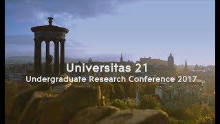 Universitas 21: Undergraduate Research Conference 2017 thumbnail