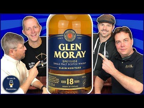 Glen Moray 18 Elgin Heritage  -  Speyside Single Malt Scotch Whisky Review #131