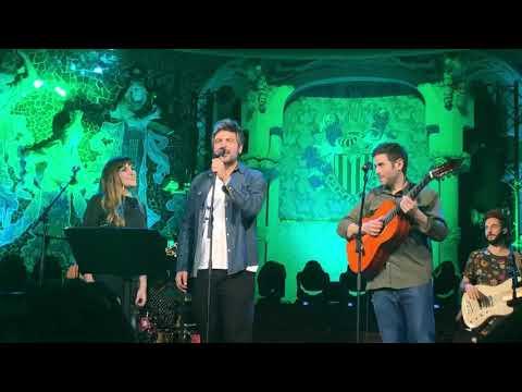 Rozalén & Estopa - Vivir ( Palau de la Música 19.10.18 )