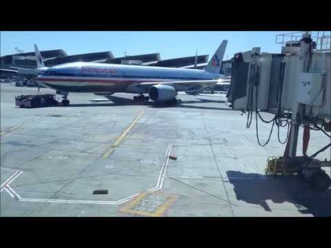 Los Angeles International Airport (LAX) Terminal Spotting