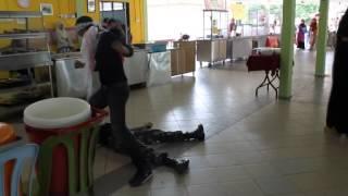 flashmob for gaza kuim