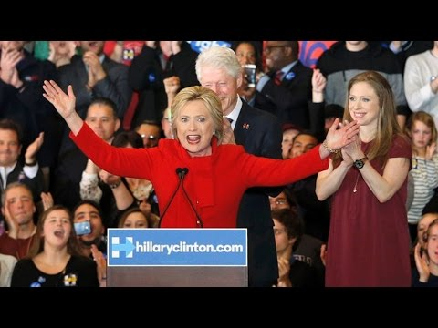 After Dead Heat in Iowa, Will Clinton Move Further Left to Stop the Sanders Surge?