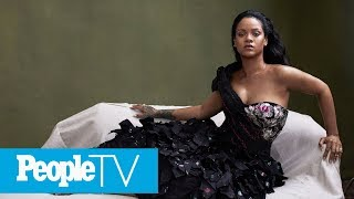 Rihanna Reveals Her Dream Wedding Dress Collaboration Is With John Galliano | PeopleTV