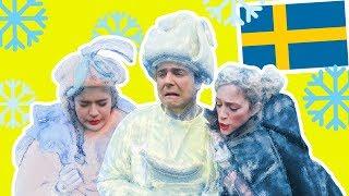 فوزي موزي وتوتي – برد في السويد  – Cold in sweden