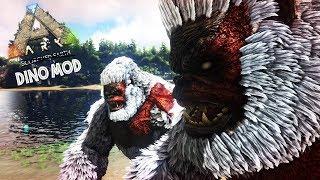 Download Video ARK: Play As Dino (#4) | Família Megapithecus (King Kong), Kong vs Megalodon (Dino Mod) | (PT/BR) MP3 3GP MP4