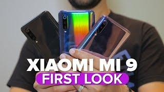 Xiaomi Mi 9 hands-on