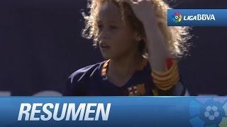 Resumen de Valencia CF (3-4) FC Barcelona
