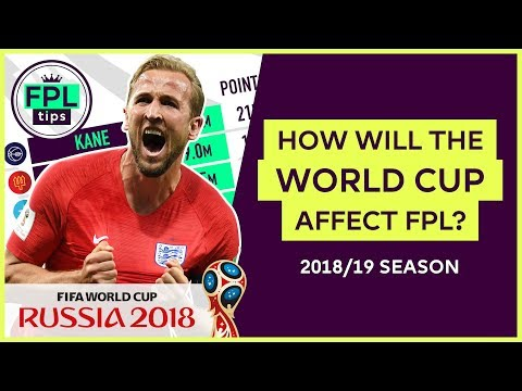 How Will the WORLD CUP Affect the Start of the PREMIER LEAGUE Season? | Fantasy Football 2018/19