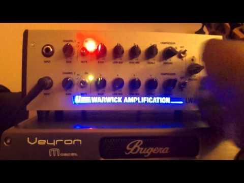 Full Review Warwick LWA 1000