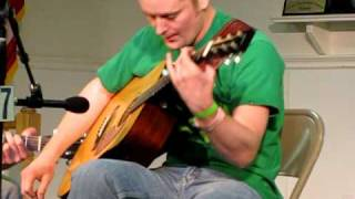 Jake Workman - 2010 Texas Flatpicking Champion - Dixie Hoedown & Wheel Hoss