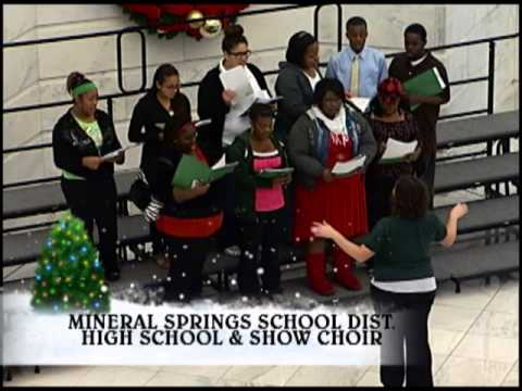 Mineral Springs High School and Show Choir