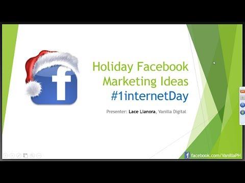 Holiday Facebook Marketing Ideas