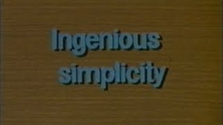 """1963 Tissot advertising film """"Ingenious simplicity"""""""