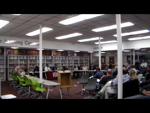 Joint Committee Panel Discussion - Verona BOE and Verona Town Council