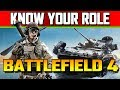 Battlefield 4 - Know Your Role (China Rising AA Gameplay)