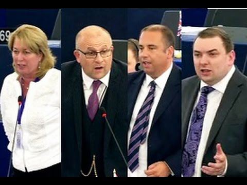 UKIP MEPs stand up for the democratic process in Hungary