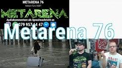 Metarena 76 - 15.11.19 - Kokain fürs Volk?