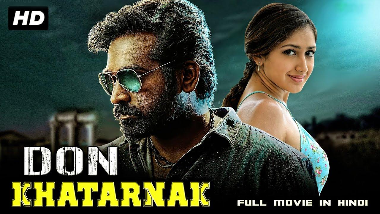 Don Khatarnak Full Movie Dubbed In Hindi | Vijay Sethupathi, Sayesha Saigal, Madonna Sebastian, Yogi