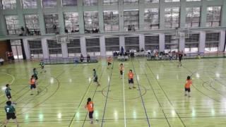 関東学連ハンドボール2017.4.15 vs昭和薬科大学③