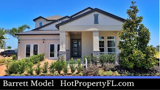 New Model Home Tour   Winter Garden, FL   $405,990 Base Price   4 BR, 3.5 BA   Watermark by Meritage