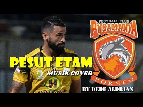 Hymne Bola, Lagu PBFC Pesut Etam (Borneo Fc) Versi Metal by Dede Aldrian