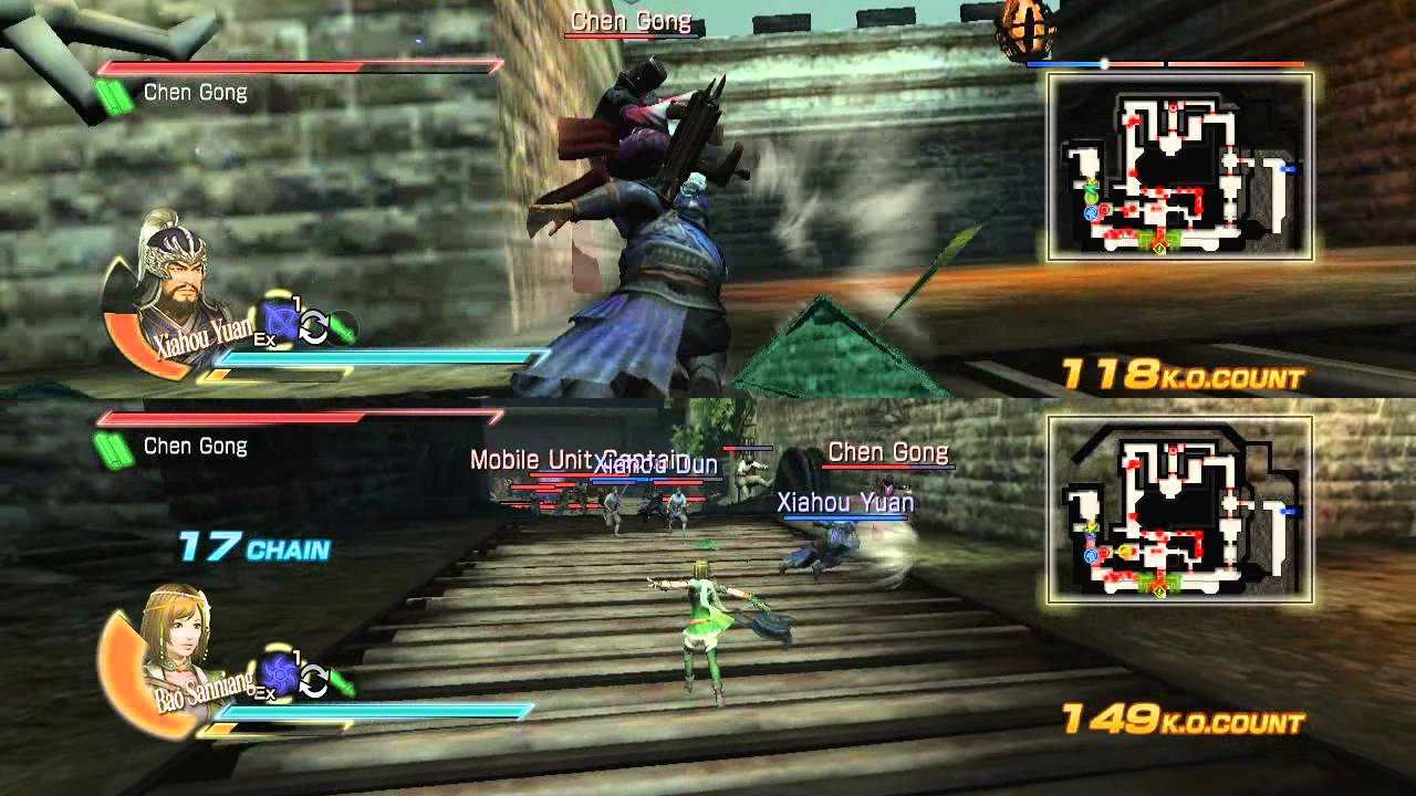 Dynasty Warriors 8 Xtreme Legends Gameplay (PC HD) - YouTube