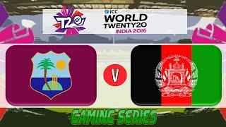 Video (GAMING SERIES) ICC T20 WORLD CUP 2016 – WEST INDIES v AFGHANISTAN GROUP 1 MATCH 19 download MP3, 3GP, MP4, WEBM, AVI, FLV Oktober 2017