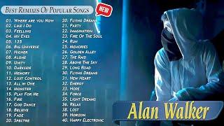 Download lagu Top 40 Of Alan Walker ♫ Alan Walker Mix ♫ Alan Walker Best Songs Collection